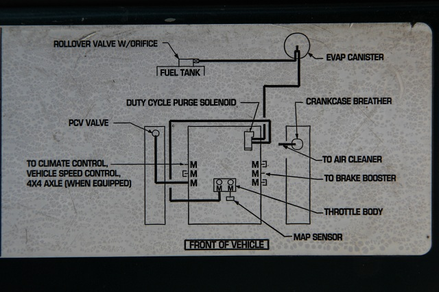 1997 Ram 1500 Vacuum Diagram Dodgeforum Com